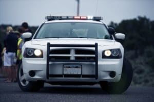 Woodbury man accused of felony DWI after cop sees car doing doughnuts