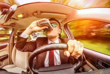 How a DWI Could Impact Your Professional License