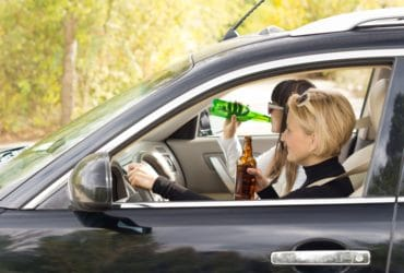 Driving Drunk with Kids in the Car