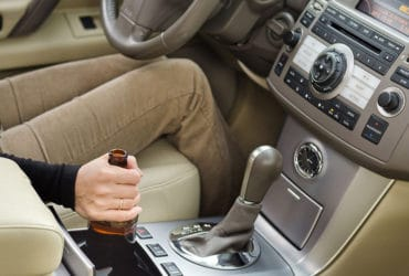 High Level Of DWI'S Reported Over Thanksgiving Week