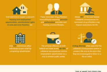 Do We Need So Many Collateral Consequences for Nonviolent Drug Offenders? [Infographic]